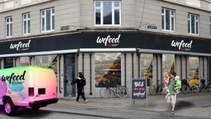 'Wefood' apre il primo supermercato degli avanzi