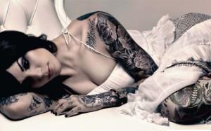 Avere tanti tatuaggi fa bene alla salute. Ecco perchè