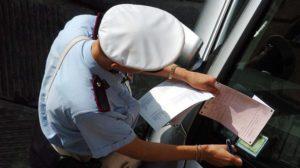 Multe valide anche senza ordinanza su cartello stradale