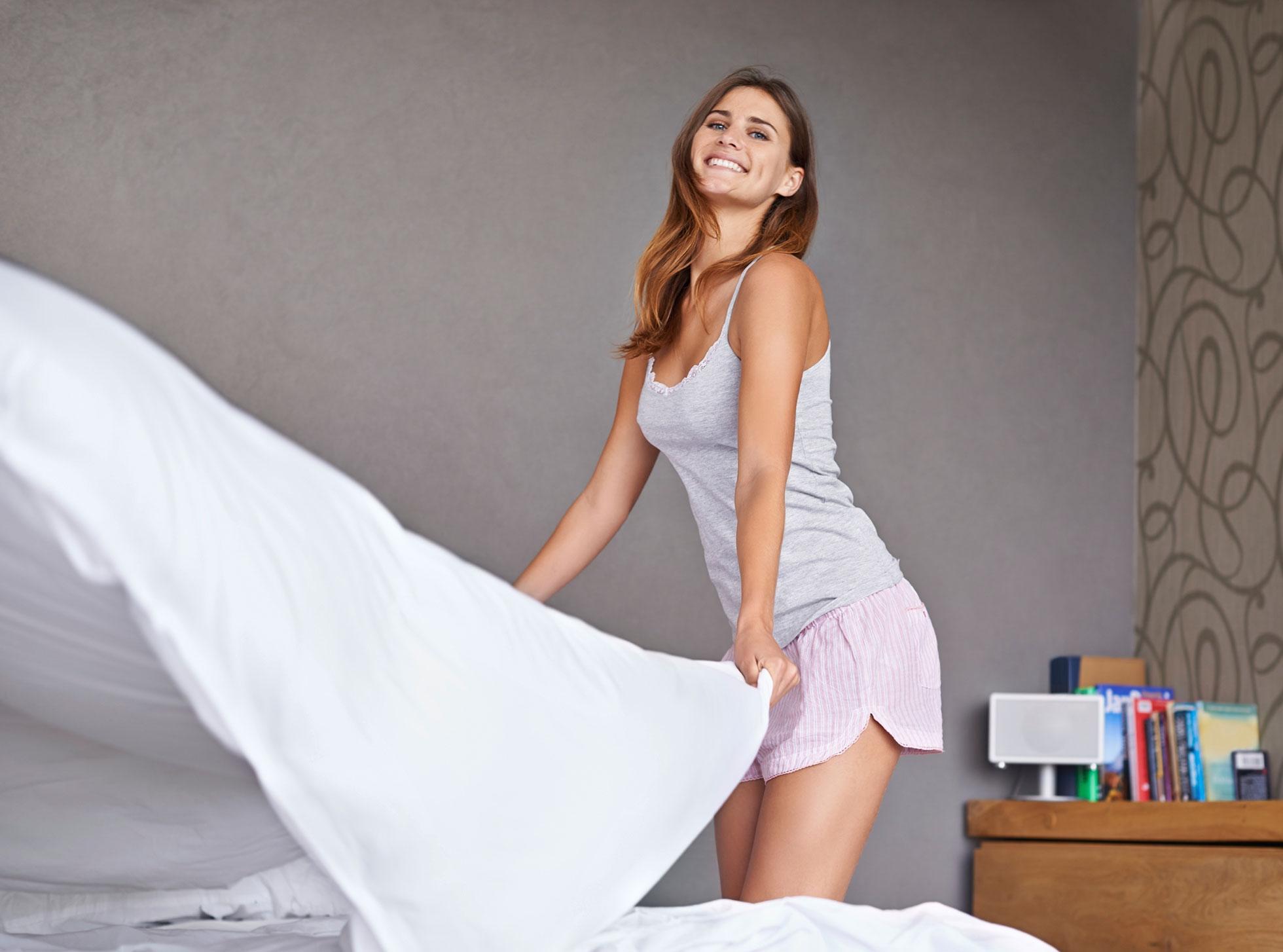 Attenzione: Ecco quando cambiare le lenzuola per non rischiare...