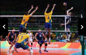 Italia-Brasile 0-3: Azzurri Argento nella Pallavolo