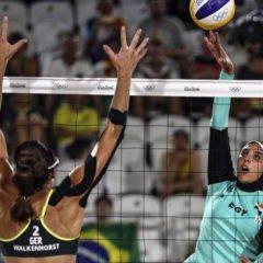 Olimpiadi. Le immagini delle sportive che fanno discutere