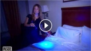 Gli hotel cambiano le lenzuola? Ecco il video che vi sconvolgerà