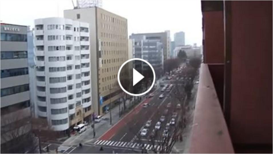 Giappone: Palazzi resistono ad un terremoto di 9 gradi Richter