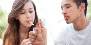 Ragazzi itaiani: Fumano più di tutti in Europa