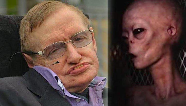 Alieni. Stephen Hawking: 'Non cerchiamoli, esistono e sono pericolosi'