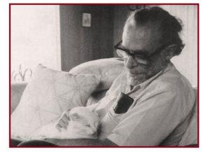 Lo diceva anche Bukowski Vivere con un gatto ti migliora la vita