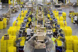 Amazon assume 1200 persone in Italia (150mln di investimento)