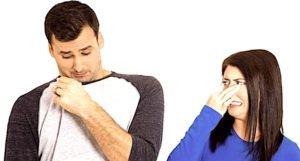 I Cinque cattivi odori del corpo