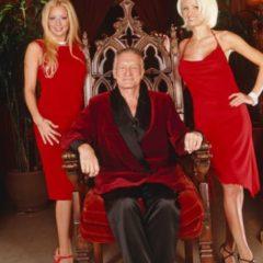 E' morto Hugh Hefner, fondatore della rivista Playboy