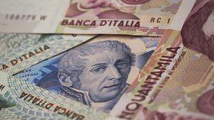 Uomo trova tre miliardi di lire in banca ma non può più cambiarli in euro