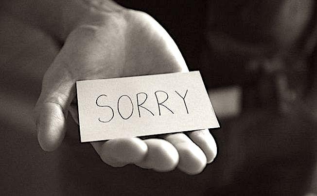 Perdonare significa distruggere una parte di noi stessi