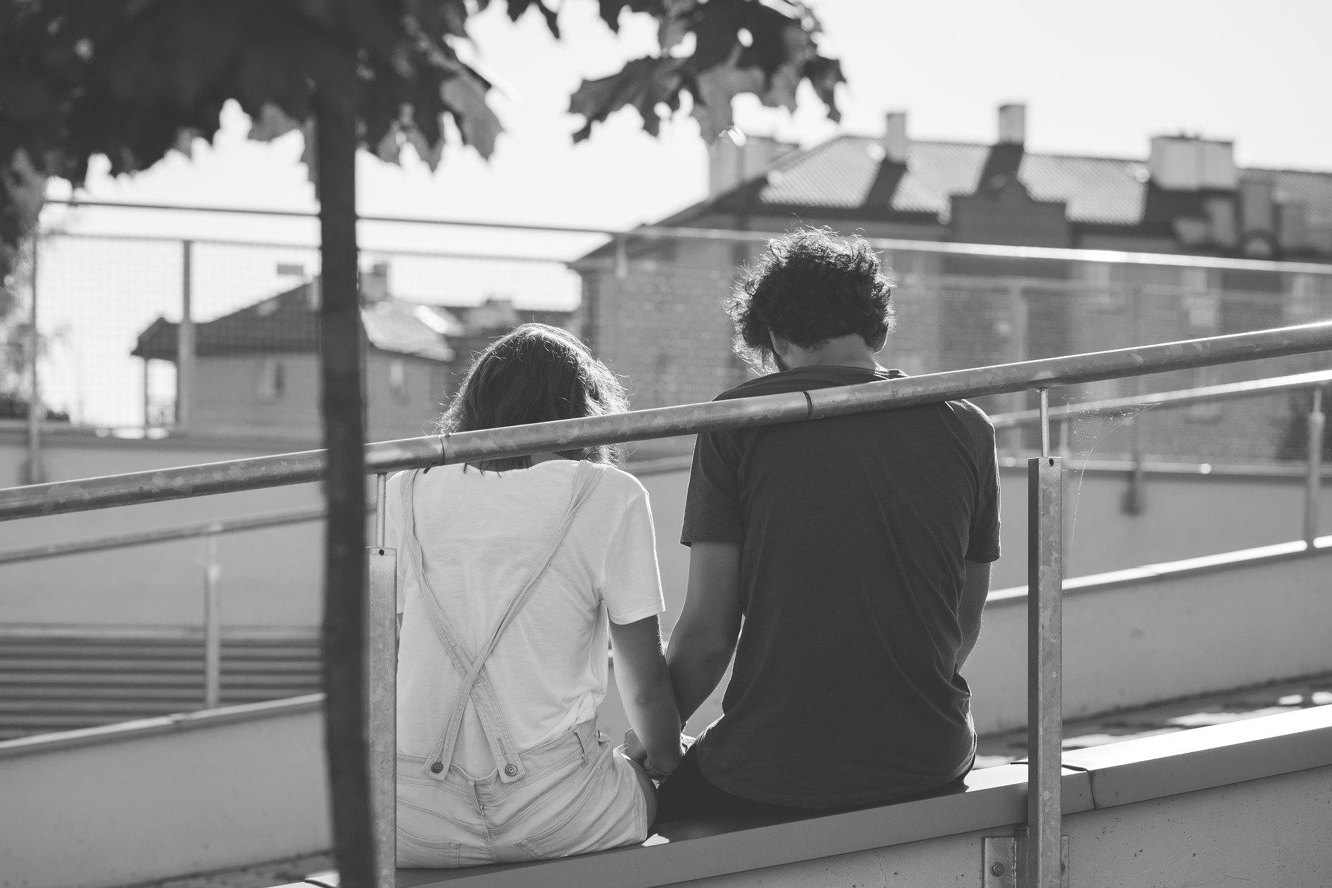 Resta single finché non trovi una persona così
