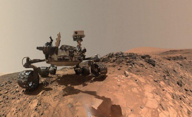 Ci sono segnali di vita su Marte. Rilevate molecole organiche
