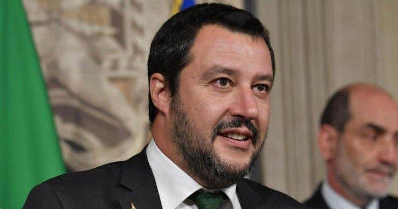 Governo. Salvini: 'a breve ci sarà il taglio delle tasse'
