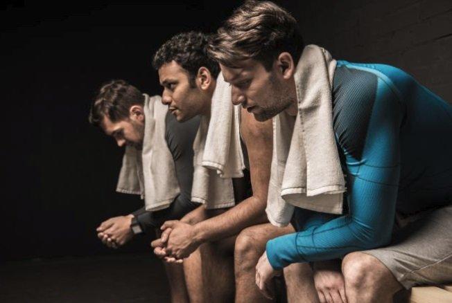 Sindrome da spogliatoio: il 3,3% degli uomini chiede aiuto all'andrologo
