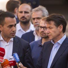 Luigi Di Maio: 'temo che la Lega chieda il voto per buttare giù il Governo'