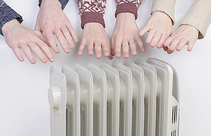 Riscaldamento in casa, come risparmiare sulla bolletta