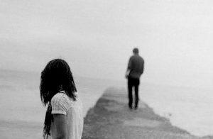 L'amore che non si dimostra non esiste. Quando è fondamentale andar via