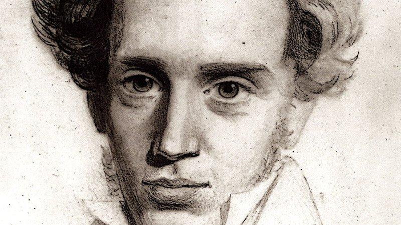 Soren Kierkegaard,'Quando nell'amore si smette di combattere, l'amore non c'è più'
