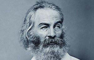EWalt Whitman ravamo insieme, tutto il resto del tempo l'ho scordato.