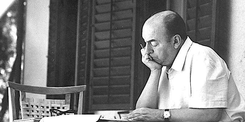 Amare è così breve, e dimenticare così lungo' Neruda