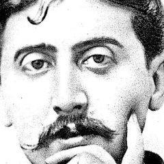 Marcel Proust: 'Dobbiamo essere grati alle persone che ci rendono felici'