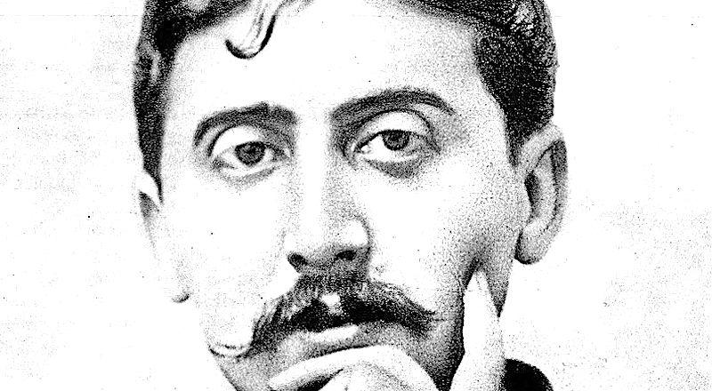 'Non smettere di cercare ciò che ami o finiresti per amare ciò che trovi' Proust