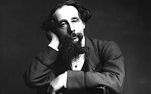 Charles Dickens Un uomo è fortunato se è il primo amore di una donna'