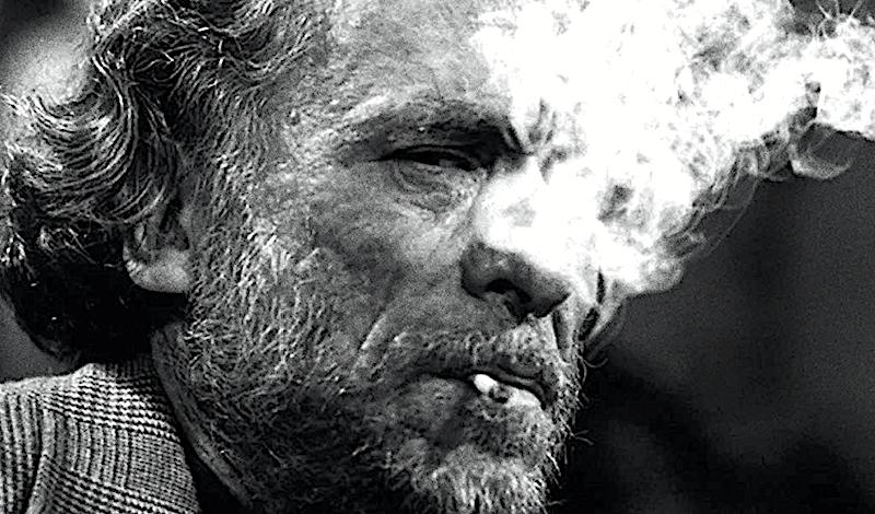 Bukowski Ora mi sento come se stessi aspettando qualcosa che so non arriverà mai'