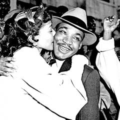 M. Luter King: 'Non ci può essere profonda delusione dove non c'è un amore profondo'