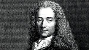 Voltaire: 'Un vecchio amore è come un granello di sabbia nell'occhio, ci tormenta sempre'