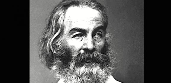 Walt Whitman: 'Se tardi a trovarmi, insisti. Io sarò li ad aspettarti'
