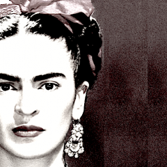 Frida Kahlo: 'Non voglio un amore a metà, mi merito qualcosa di intero e intenso'