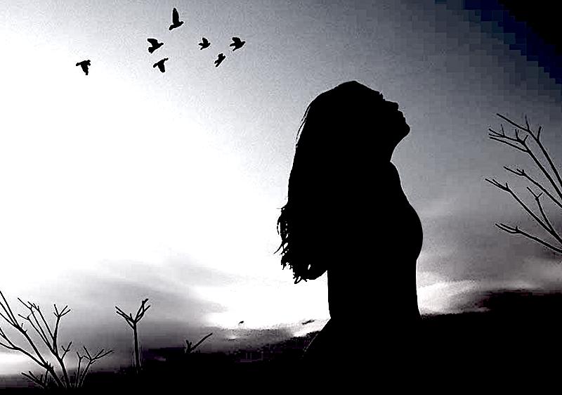 'L'amore scarseggia perché nessuno vuol farsi carico di un altro essere'.