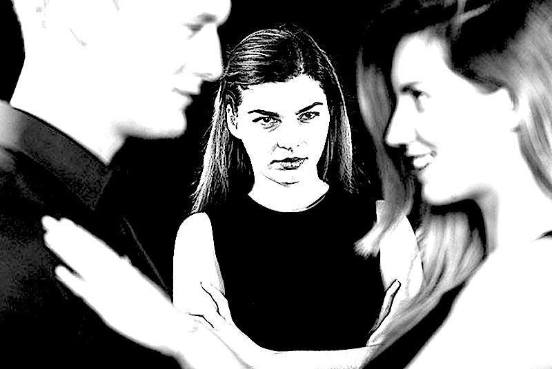 Perché alcune persone si sentono attratte da chi ha già  una relazione?