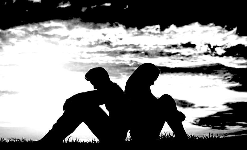 Ci sono momenti in cui la vita separa due persone perché capiscano quanto l'uno sia importante per l'altro