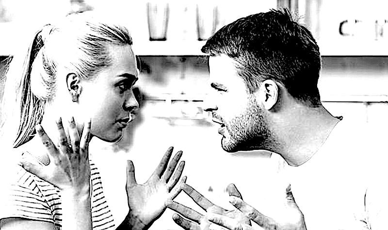 Cosa si nasconde dietro la rabbia frequente del partner?