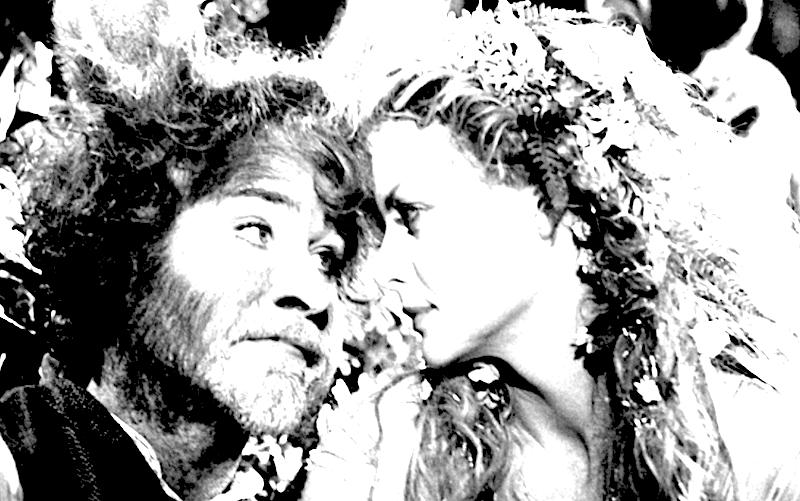 'Il pazzo, l'amante e il poeta non sono composti che di fantasia'. E' così?
